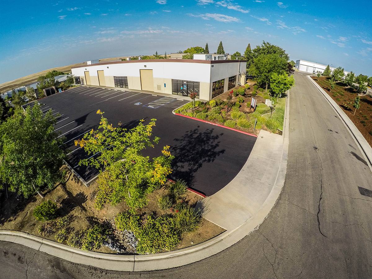 Aerial Photography for SWSS in El Dorado HIills