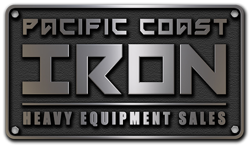 Pacific Coast Iron Logo Design
