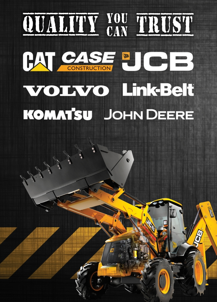 PCI Heavy Equipment Flyer - Back