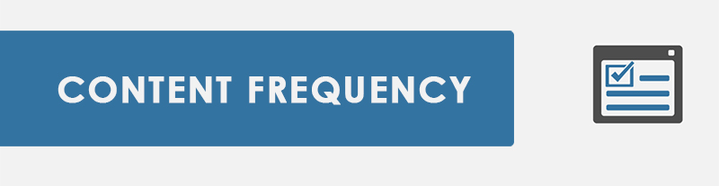 Content Frequency